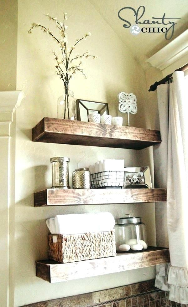 Idea By Craftsman Drive How To Decorate Bathroom Shelf Decor Bathroom Decoration Dec Bathroom Inspiration Decor Bathroom Shelf Decor Master Bathroom Decor