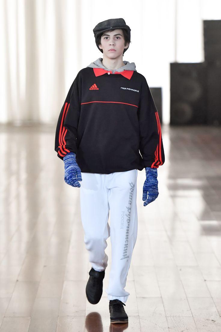 Fußball trifft High Fashion – Die neue Kollab von Adidas Football x Gosha Rubchinskiy – THE CLIQUE SUITE
