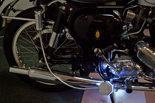 A unique LED flexible work light for motorcycles http://motorcyclespeciaist.blogspot.com