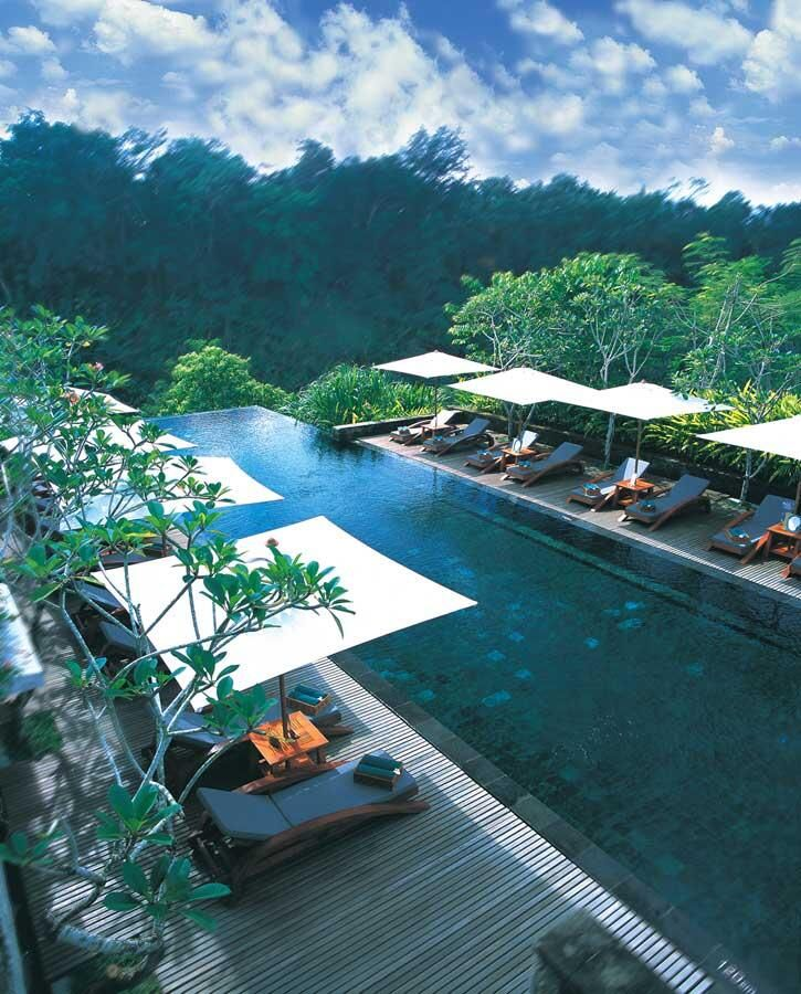 Maya Ubud Resort Spa On T R V E L V E N T U R E