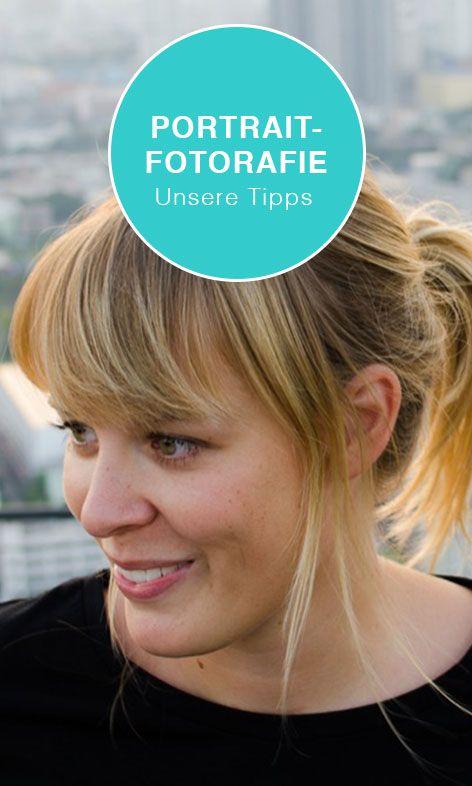 Portraitfotografie ist gar nicht so schwer. Wir zeigen dir unsere besten Tipps, mit denen du selbst ganz einfach tolle Portraitfotos machst.