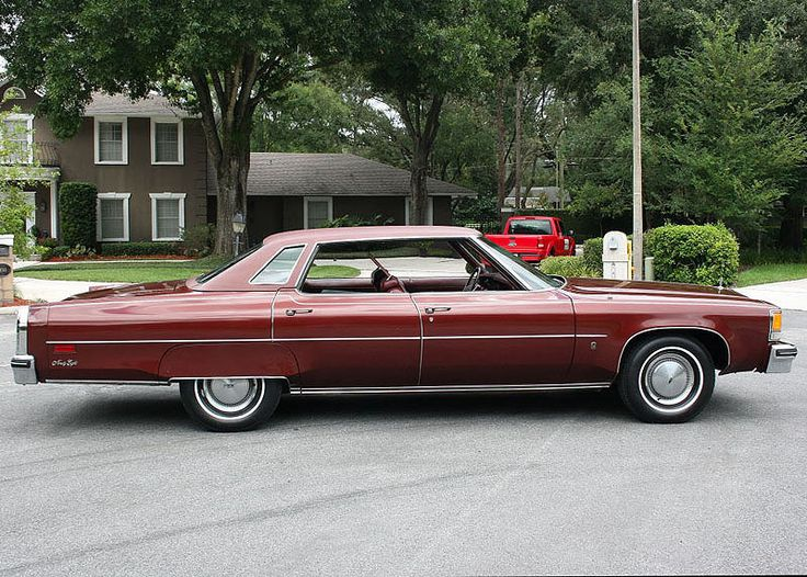 1976 Oldsmobile Ninety-Eight LS 455 | MJC Classic Cars | Pristine Classic Cars F…