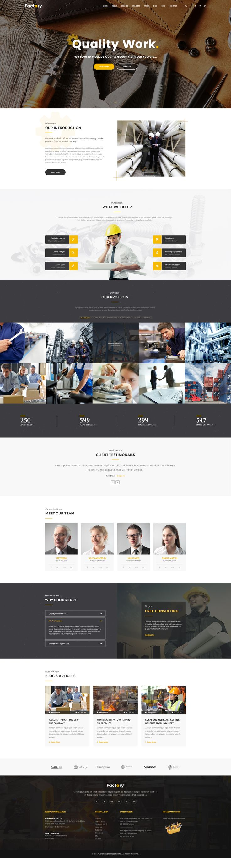 Mega Pack - Factory, Industry & Construction PSD Template • Download ➝ https://themeforest.net/item/mega-pack-factory-industry-construction-psd-template/18436748?ref=pxcr