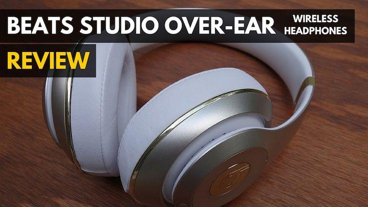 Beats Studio Wireless Over-Ear Headphones Review