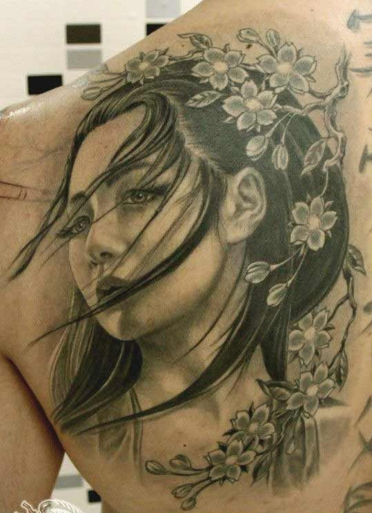 Best 10 geisha tattoos ideas on pinterest geisha tattoo - Tattoos geishas japonesas ...