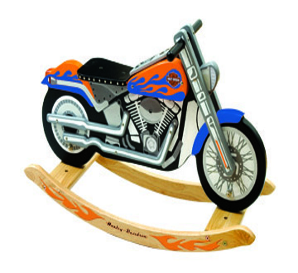 Rocking motorcycle plans free woodworking projects plans for Woodworking plan for motorcycle rocker toy