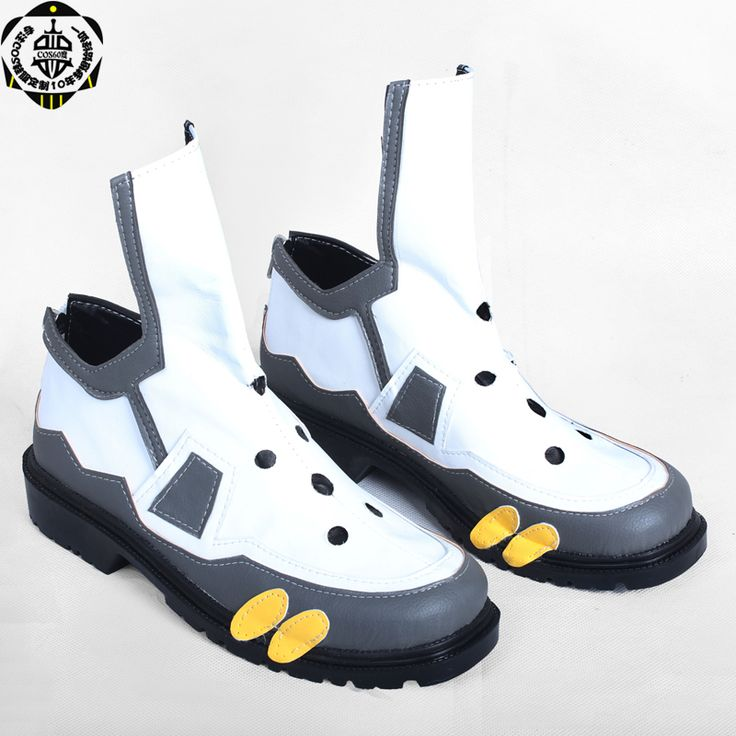 Tracer Cosplay Boots shoes shoe boot #GS165 Halloween Christmas-in Shoes from Novelty & Special Use on Aliexpress.com | Alibaba Group