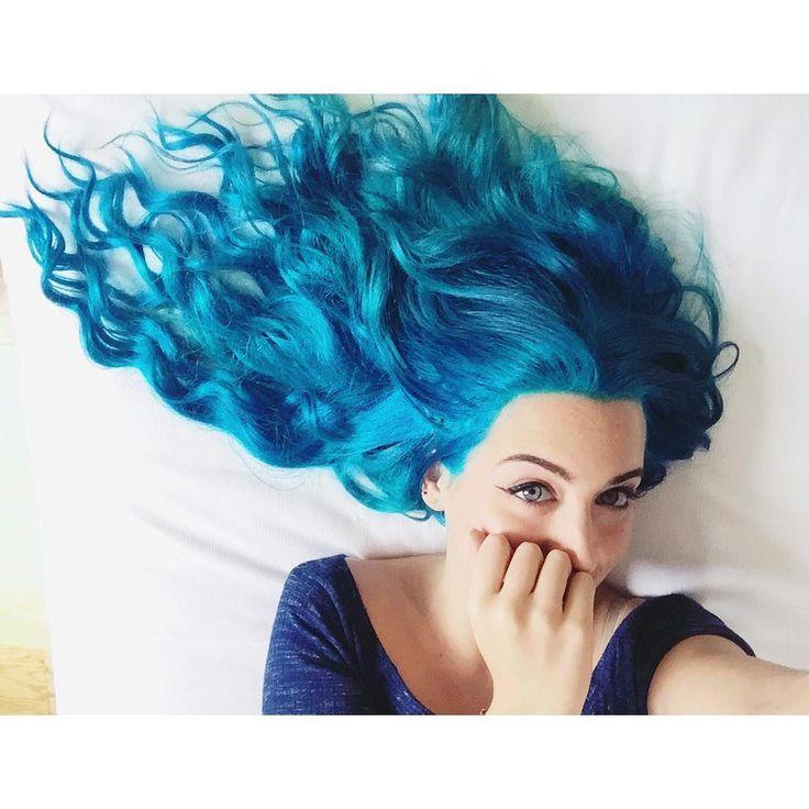 Mermaid On   No puedo estar más contenta con  @rcruzgomez . Desde que estoy con ellos mi pelo está mucho más sano y bonito