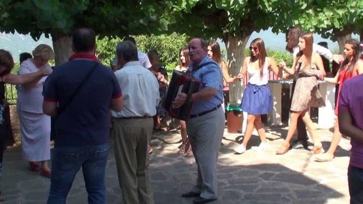 Αετόπετρα 26 Ιουλίου 2013-Γλέντι στην εκκλησία