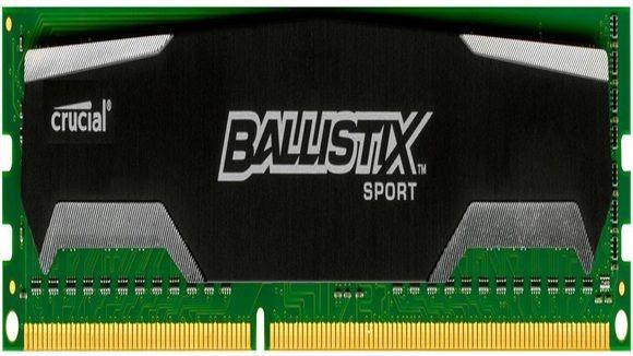 CRUCIAL BALLISTIX SPORT 4GB DDR3 PC3 1333MHZ -  - http://sellitsocially.co.uk/crucial-ballistix-sport-4gb-ddr3-pc3-1333mhz/