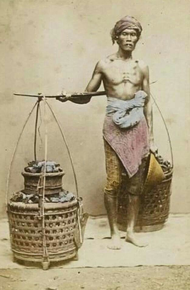 Tukang arang th 1867