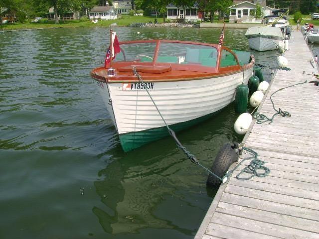 Chris Craft Sea Skiff Vs Lyman