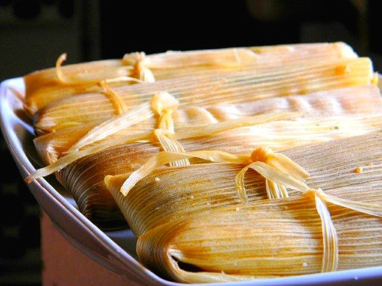 I want to make Tamales for Christmas next year. You do these in your crockpot! - Mrs Happy Homemaker