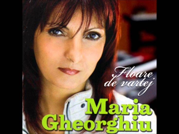 Maria Gheorghiu - Usa ce-o incui