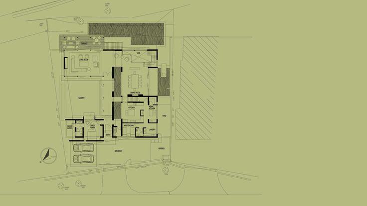 site-Plan-Suban Jaya House