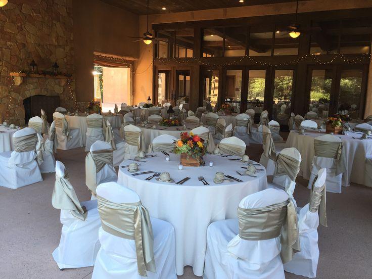 October Reception - Terrace Patio