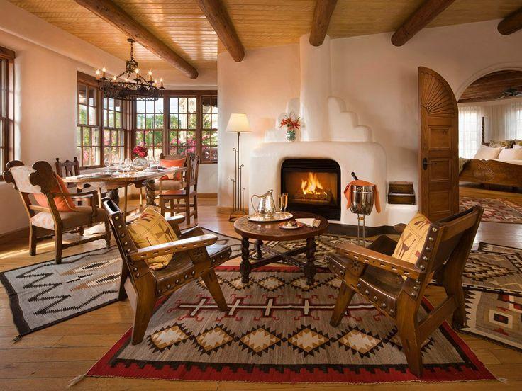 Best 25 Santa Fe Decor Ideas On Pinterest Santa Fe Interiors Santa Fe Home And Morrocan Interior