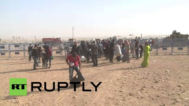 Turkey: Severely injured boys rushed across border after land-mind blast