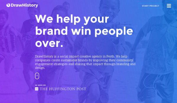 25 Inspirational Portfolio Websites of Designers