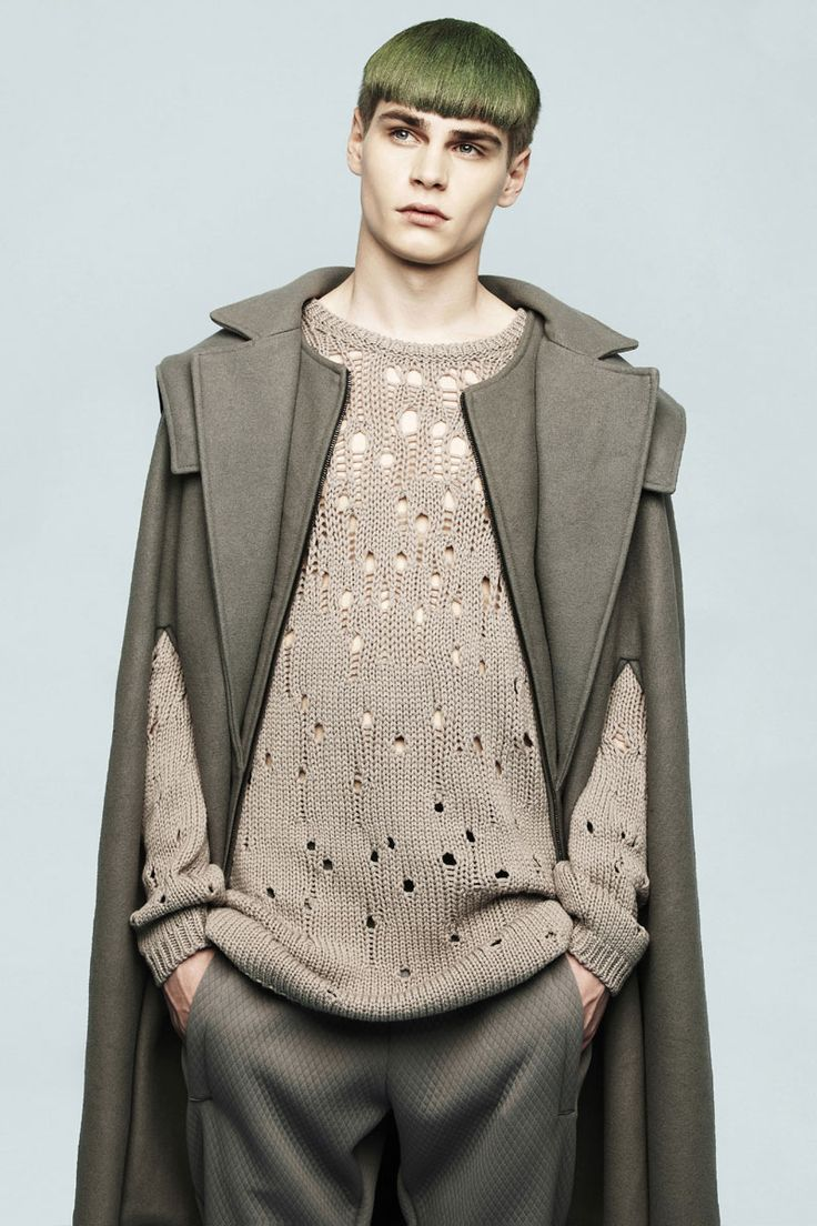 Antonio? COUTE QUE COUTE: COME FOR BREAKFAST AUTUMN/WINTER 2012/13 MEN'S COLLECTION LOOKBOOK