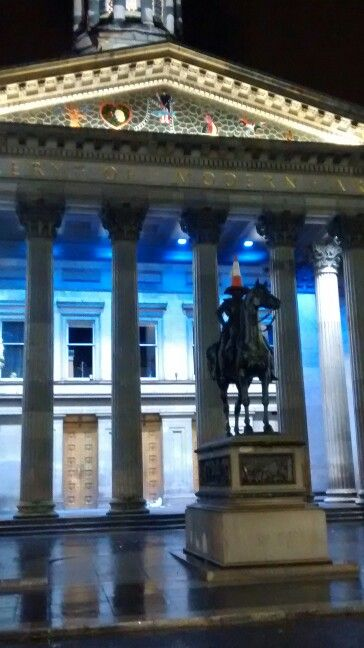 Glasgow/Escócia- UK 12/2016