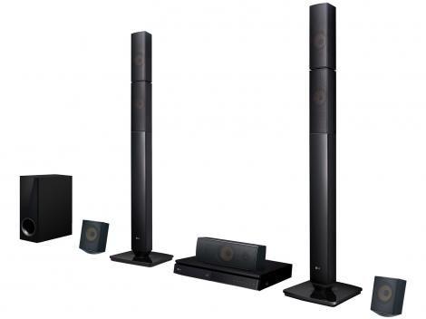 Home Theater LG LHB645N Blu-ray 5.1 Canais - 1000W Wireless HDMI USB com as melhores condições você encontra no site do Magazine Luiza. Confira!
