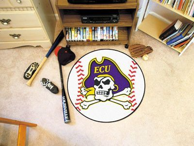 East Carolina University Baseball Mat