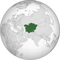 In modern contexts, all definitions of Central Asia include these five republics of the former Soviet Union: Uzbekistan (30 million), Kazakhstan (17 million), Tajikistan (8 million), Kyrgyzstan (5.7 million) and Turkmenistan (5.2 million), for a total population of about 66 million as of 2013–2014. Afghanistan (31.1 million) is also sometimes included.