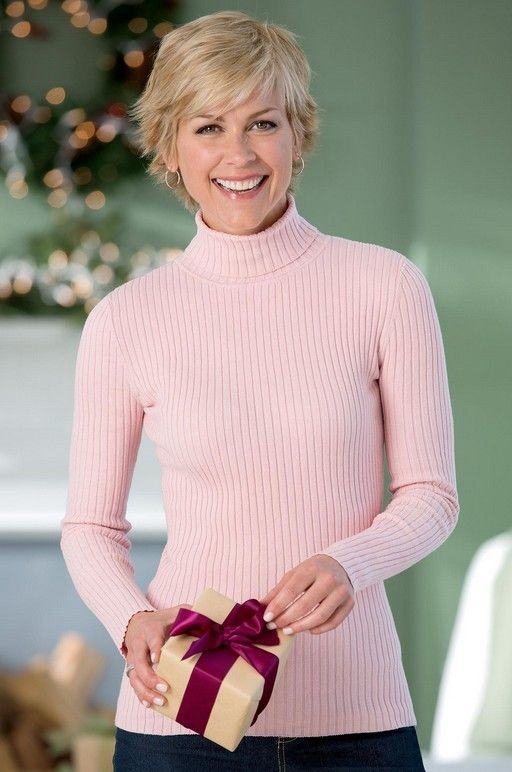 15 best Pastel pink turtle-neck sweaters images on Pinterest ...