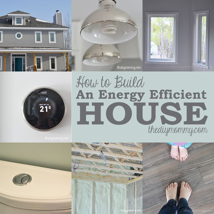 Big House, Small Bills: How We Built an Energy Efficient Home #DEsmarthome