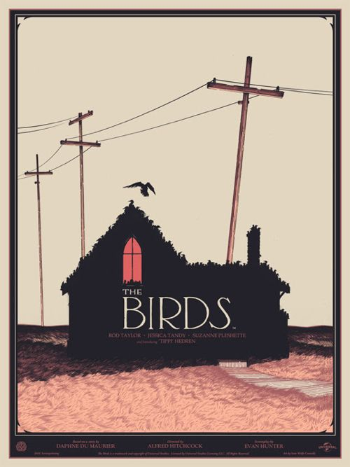 New Posters by Sam Wolfe Connelly and Phantom City Creative from Mondo (Onsale Info)