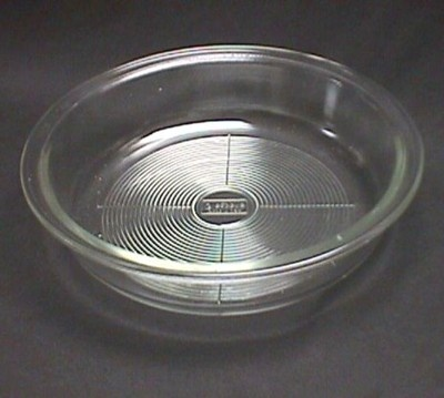 Glasbake Clear Glass Baking Dish: Clear Glass
