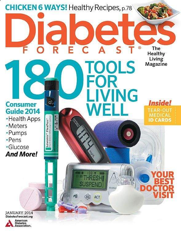 Cholesterol Cure - Diabetes Forecast, the Healthy Living Magazine from the American Diabetes Association, has released its annual Consumer Guide with the January 2014 issue. Whether youre satisfied with your diabetes regimen or feel stuck in a rut, learning about new tools and how they can fit into your treatment plan can put you in control of your health. - The One Food Cholesterol Cure