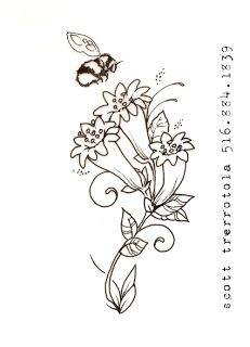 1000 ideas about honeysuckle tattoo on pinterest tattoos hummingbird tattoo and pen tattoo. Black Bedroom Furniture Sets. Home Design Ideas