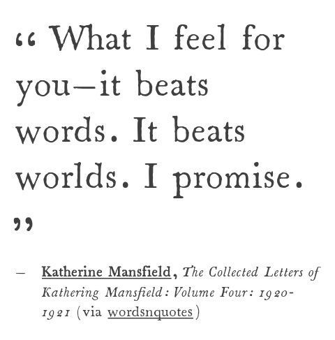 words and worlds.