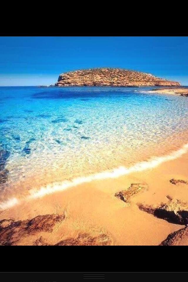 Ibiza... Spanish island