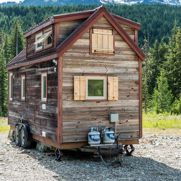 Dormer Loft Cottage By Molecule Tiny Homes: The Dormers Add Key Space In The Sleeping Loft!