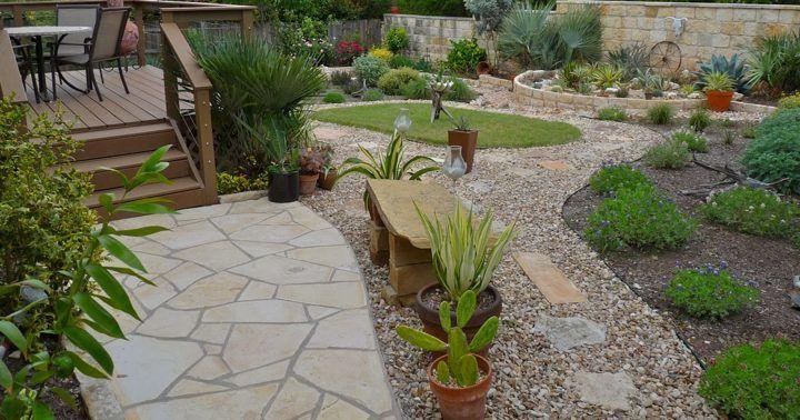 12 Best Stone Garden Design Ideas To Make Your Backyard More Beautiful Home Decor Garden Stones Garden Design Amazing Gardens