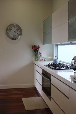 Modern Kitchen by Brisbane Interior Designer Belinda Mitchell from Mitchell House Interiors Pty Ltd- Camp Hill Residence