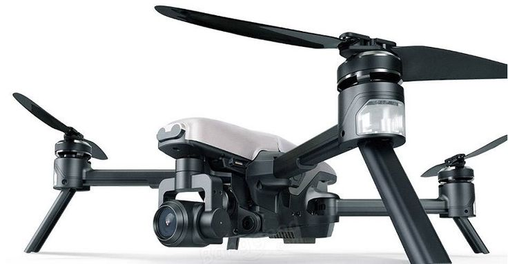 Walkera Vitus quadcopter drone with obstacle avoidance
