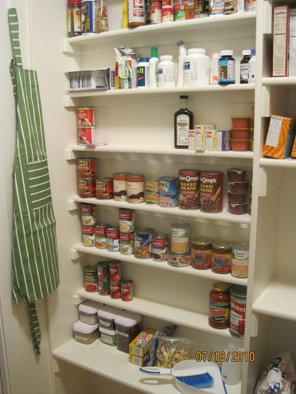 Best 129 Best Images About Pantry On Pinterest Open Shelving 640 x 480