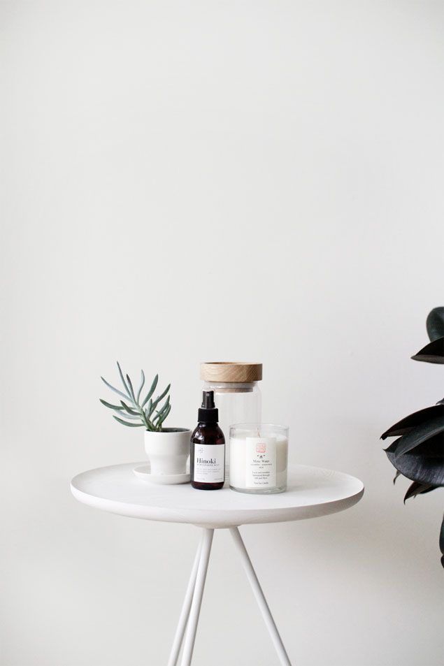Minimal and beautiful product display