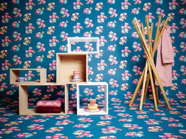 Oilily Atelier - Kleurrijk Behang uit Nederland