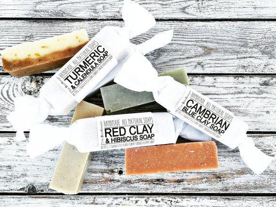 Soap Samplers, Mini Soaps, Soap Samples, Soap Favors, Party Favors, Cold Process Soap, Organic Soap, Palm Free Soap, Natural Soap