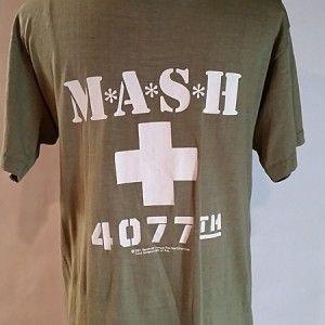 MASH Tshirt Hawkeye 1981