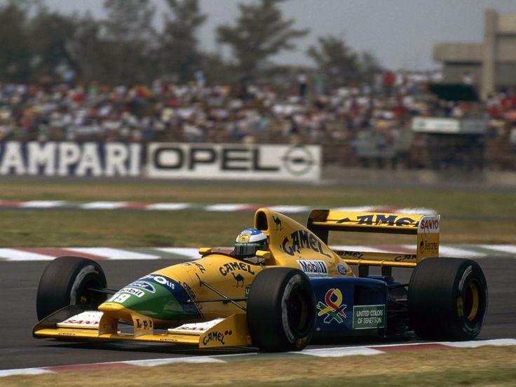 1991 Benetton B191- Ford (Michael Schumacher)