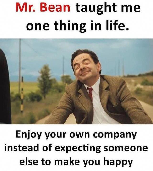 Pattibokowski Ninefrogs Quotes Psychologicalfactshappiness Mr Bean Quotes How Are You Feeling Psychology Quotes