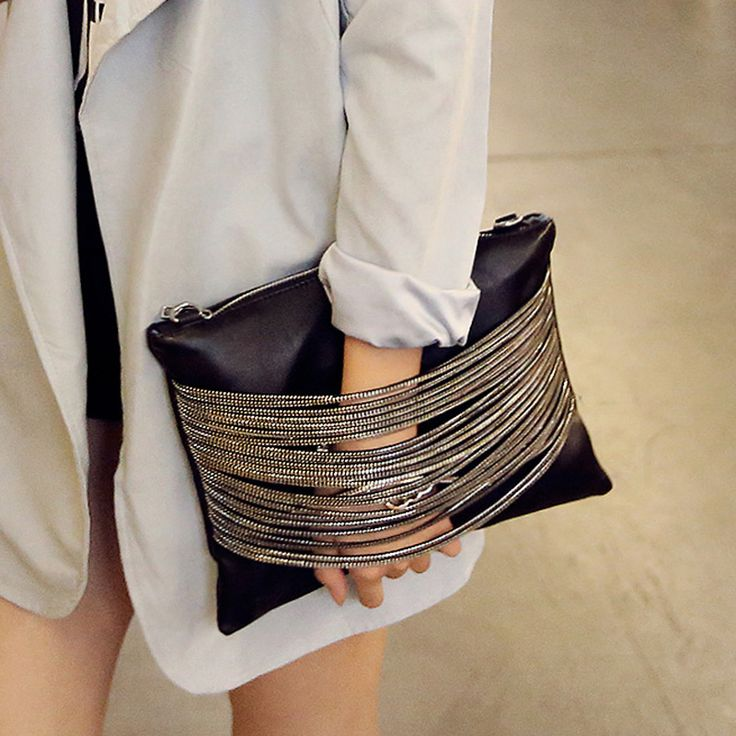 Retro bolsa de embrague 2016 la tendencia del bolso del hombro bolsos de moda casual bolso del sobre bolsa de mensajero bolsa feminina sac femme
