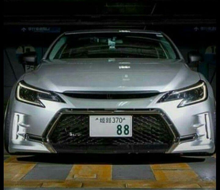 Toyota Mark X sport