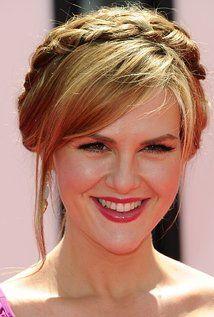 Actress Sara Rue